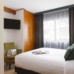 Отель Suites Cannes Croisette Франция, Канны - 2 отзыва об отеле, цены и фото номеров - забронировать отель Suites Cannes Croisette онлайн комната для гостей фото 2