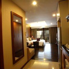 Отель FuramaXclusive Sathorn, Bangkok Бангкок в номере