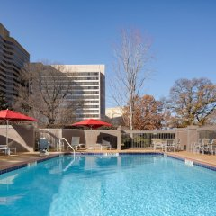 Crowne Plaza Memphis Downtown Hotel бассейн фото 3