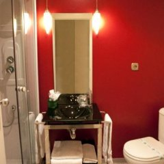 Отель Villasegura Испания, Ориуэла - отзывы, цены и фото номеров - забронировать отель Villasegura онлайн ванная фото 3
