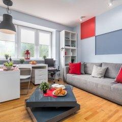 Отель Little Home - Suzina Польша, Варшава - отзывы, цены и фото номеров - забронировать отель Little Home - Suzina онлайн комната для гостей фото 2