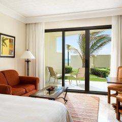 Отель Marriott Cancun Resort комната для гостей фото 2