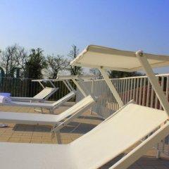 Отель Appartamenti Rosa Абано-Терме бассейн