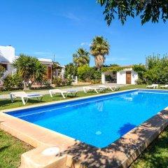 Отель Villa Can Mabel бассейн