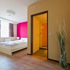 Отель wombat's CITY HOSTELS VIENNA - Naschmarkt Австрия, Вена - 3 отзыва об отеле, цены и фото номеров - забронировать отель wombat's CITY HOSTELS VIENNA - Naschmarkt онлайн комната для гостей фото 6