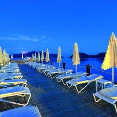 Cettia Beach Resort Турция, Мармарис - отзывы, цены и фото номеров - забронировать отель Cettia Beach Resort онлайн пляж фото 2