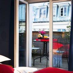 Hotel Les Théâtres балкон
