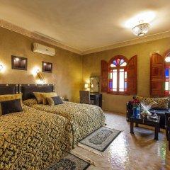 Отель Riad Andalib Марокко, Фес - отзывы, цены и фото номеров - забронировать отель Riad Andalib онлайн комната для гостей фото 3