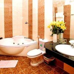 Отель Green Hotel Вьетнам, Вунгтау - отзывы, цены и фото номеров - забронировать отель Green Hotel онлайн ванная фото 2