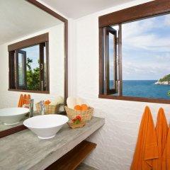 Отель Cape Shark Pool Villas ванная