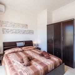 Отель Morina Penthouse Мальта, Сан Джулианс - отзывы, цены и фото номеров - забронировать отель Morina Penthouse онлайн комната для гостей фото 3