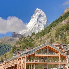 Отель Backstage Boutique Hotel Швейцария, Церматт - отзывы, цены и фото номеров - забронировать отель Backstage Boutique Hotel онлайн фото 8