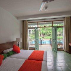 Отель Fresco Water Villa комната для гостей фото 2