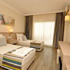 Lalila Blue Hotel By Blue Bay Platinum Мармарис комната для гостей фото 5