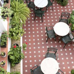 Отель Los Olivos