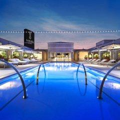 Отель SLS Las Vegas бассейн фото 2