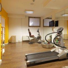 Отель Holiday Inn Genoa City фитнесс-зал