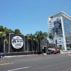 Отель Andaz West Hollywood Уэст-Голливуд парковка