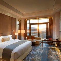 Отель Gran Meliá Xian Китай, Сиань - отзывы, цены и фото номеров - забронировать отель Gran Meliá Xian онлайн комната для гостей фото 3