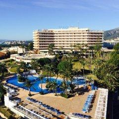 Отель GPRO Valparaiso Palace & Spa пляж фото 2