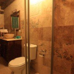 Turquaz Cave Турция, Гёреме - отзывы, цены и фото номеров - забронировать отель Turquaz Cave онлайн ванная фото 2