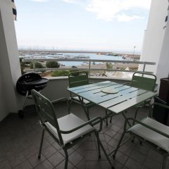 Hibiscus Hotel Residence Синискола балкон
