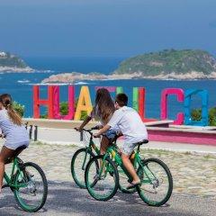 Отель Barcelo Huatulco Beach - Все включено спортивное сооружение
