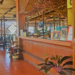 Отель Sayang Beach Resort интерьер отеля
