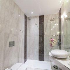 Отель Palazzetto Pisani Италия, Венеция - 3 отзыва об отеле, цены и фото номеров - забронировать отель Palazzetto Pisani онлайн ванная