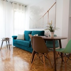 Отель Apartamento City Испания, Мадрид - отзывы, цены и фото номеров - забронировать отель Apartamento City онлайн комната для гостей фото 4