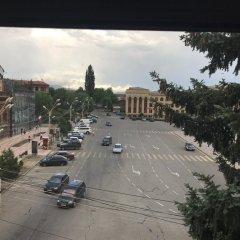 Отель Plaza Viktoria Армения, Гюмри - отзывы, цены и фото номеров - забронировать отель Plaza Viktoria онлайн балкон