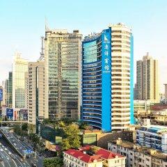 Апартаменты Ocean Plaza(Apartment) Гуанчжоу городской автобус