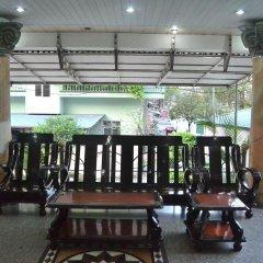 Hoa Cuong Hotel фитнесс-зал