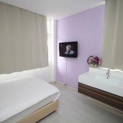 Отель Nantra Ekamai Бангкок ванная
