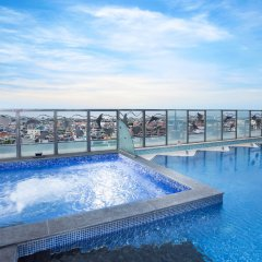 Lotte City Hotel Jeju бассейн фото 3