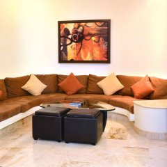 Maya Villa Condo Hotel And Beach Club Плая-дель-Кармен интерьер отеля
