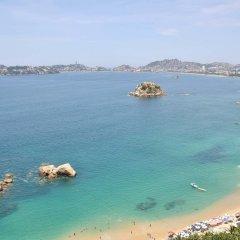 Hotel Romano Palace Acapulco пляж