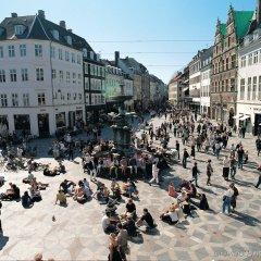 Отель Absalon Hotel Дания, Копенгаген - 1 отзыв об отеле, цены и фото номеров - забронировать отель Absalon Hotel онлайн фото 6