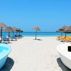 Отель Marine & Spa Resort Тунис, Мидун - отзывы, цены и фото номеров - забронировать отель Marine & Spa Resort онлайн пляж