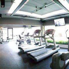 Отель The Leela Resort & Spa Pattaya фитнесс-зал фото 4