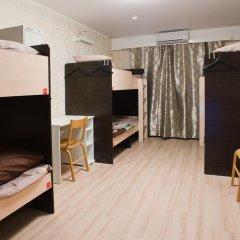 Отель Жилые помещения Infinity Уфа комната для гостей