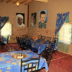 Отель La Gazelle Bleue Марокко, Мерзуга - отзывы, цены и фото номеров - забронировать отель La Gazelle Bleue онлайн питание фото 2