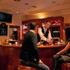 Best Western Hotel Leipzig City Centre гостиничный бар