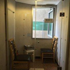 Отель Click Hotel Южная Корея, Сеул - отзывы, цены и фото номеров - забронировать отель Click Hotel онлайн ванная фото 2