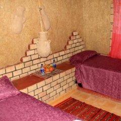 Отель La Gazelle Bleue Марокко, Мерзуга - отзывы, цены и фото номеров - забронировать отель La Gazelle Bleue онлайн комната для гостей фото 4