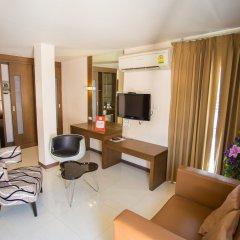 Отель Nida Rooms Phetchaburi 88 Center Point Бангкок комната для гостей фото 2