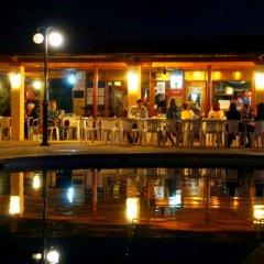 Hotel Galini Anissaras гостиничный бар