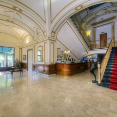 Отель Ristorante Vittoria Италия, Помпеи - 1 отзыв об отеле, цены и фото номеров - забронировать отель Ristorante Vittoria онлайн интерьер отеля