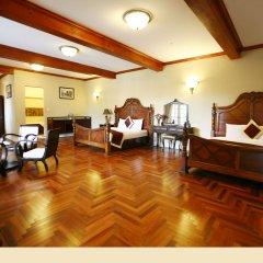 Отель Cadasa Resort Dalat Вьетнам, Далат - 1 отзыв об отеле, цены и фото номеров - забронировать отель Cadasa Resort Dalat онлайн интерьер отеля