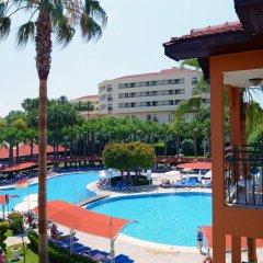 Miramare Queen Hotel Турция, Сиде - 1 отзыв об отеле, цены и фото номеров - забронировать отель Miramare Queen Hotel - All Inclusive онлайн балкон